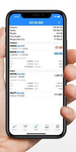 Manual forex managed account