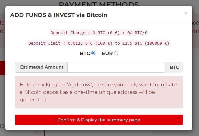 manual Crypto-Arbitrage-trading